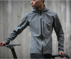 The Meridian | Waterproof Cycling Jacket