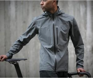 The Meridian | Waterproof Cycling Jacket