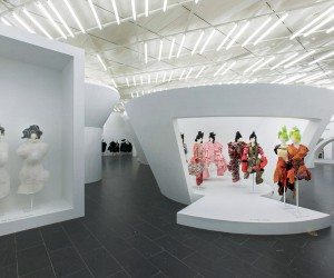 The METs Rei KawakuboComme des Garons Exhibit