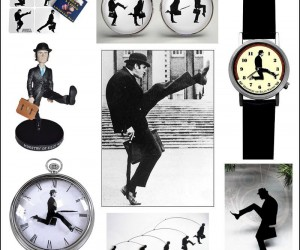 The Ministry Of Silly Walks Lives On In Gift Items