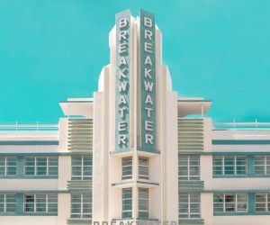 The Modern Paradise - Miami, FL: Pastel-Colored Street Photography by Minjin Kang and Mijoo Kim