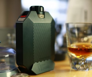 The most complex flask youve ever seen: Macallan x URWERK