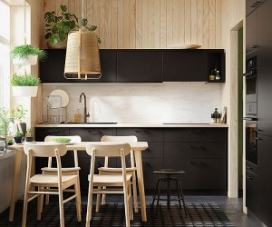The Most Creative Black Kitchen Designs