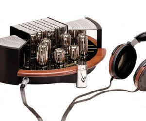 The Most Expensive Headphones : Orpheus HE90 by Sennheiser