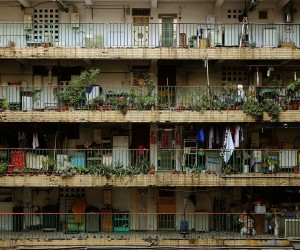 The Nanjichang Community: Stunning Urban Photography by Xian-Rong Lin
