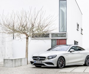 Mercedes-Benz S 63 AMG Coup
