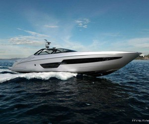The New Riva 88 Florida With Convertible Hard Top