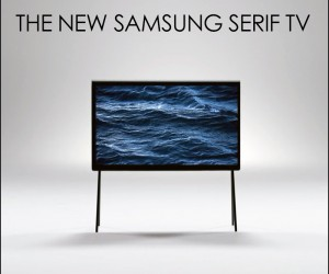 The New Samsung Serif TV