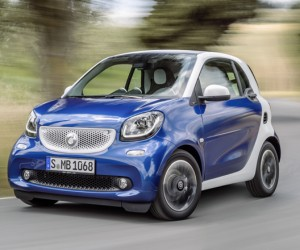 The new Smart Fortwo and Forfour