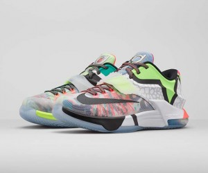 The Nike KD7 What The