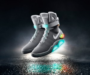 The Nike MAG with Power Laces