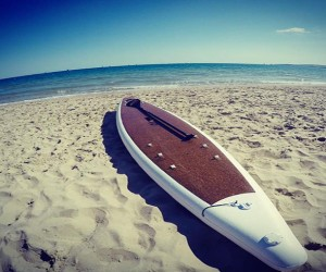The Origin Inflatable Stand Up Paddleboard