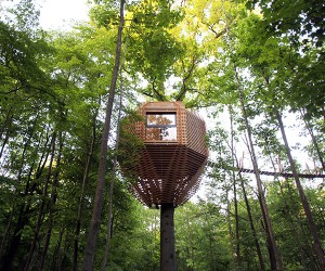 The Origin Treehouse by Atelier Lavit