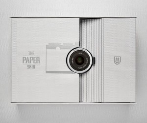 The Paper Skin Leica by Fedrigoni