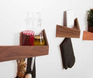 The Pelican Wall Organizer from Woodendot