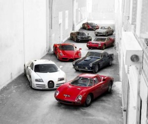 The Pinnacle Portfolio Car Collection by RM Auctions