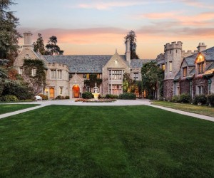 The Playboy Mansion is being sold for 200 million