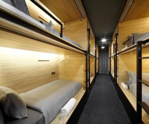 The Pod | Boutique Capsule Hotel in Singapore
