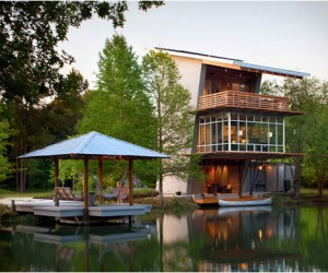 The Pond House | by Holly  Smith Architects