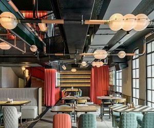 The Populist Bebek Restaurant By Lagranja Design