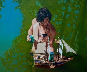 The Realism Paintings of Alex Blas