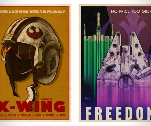 The Rebellion Star Wars Propaganda Posters