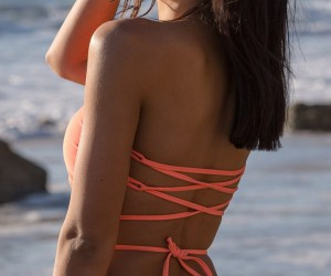The Return of the One-Piece Swimsuit
