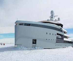 The SeaXplorer Yachts by Damen