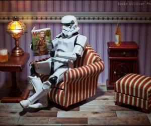 The Secret Lives of Star Wars Villains by David Gilliver
