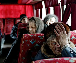 The Sense of War: Anastasia Vlasova Documents The Horrors of War in Eastern Ukraine