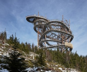 The Sky Walk by Zdenk Frnek Architects