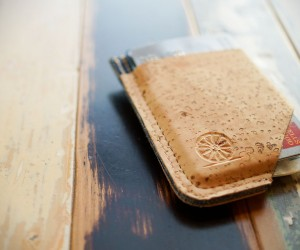 The SLIDE Cork Wallet