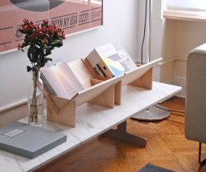 The Slotted System Bookcase