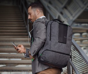 The SmartBackpack by AMPL Labs