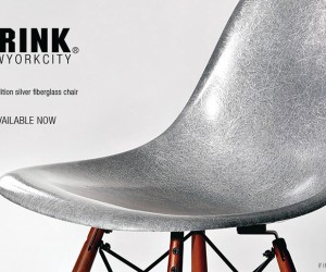 The Special Edition KRINK Fiberglass Side-Shell Chair