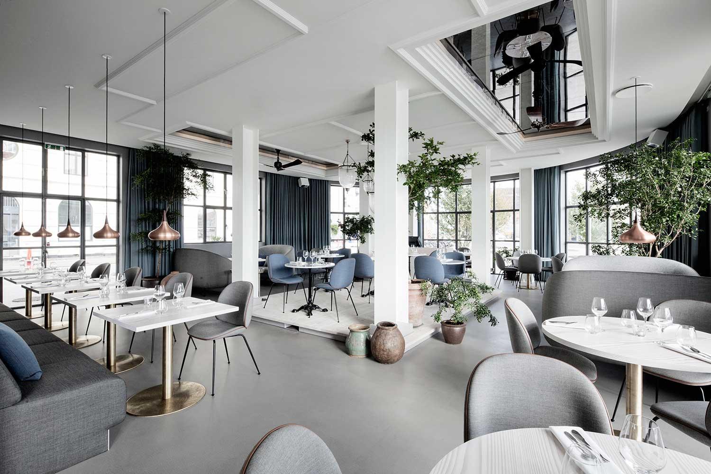 The Standard Jazz Club And Restaurant In Copenhagen By