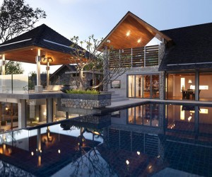 The Stunning Samsara House 5 by Original Visions Ltd.