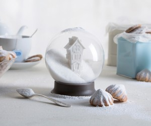 The Sugar bowl Snow Globe