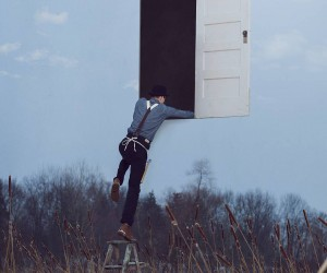 The Surreal World of Mesmerizing Photographic Illusions by Logan Zillmer