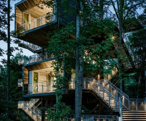 The Sustainability Treehouse by Mithun