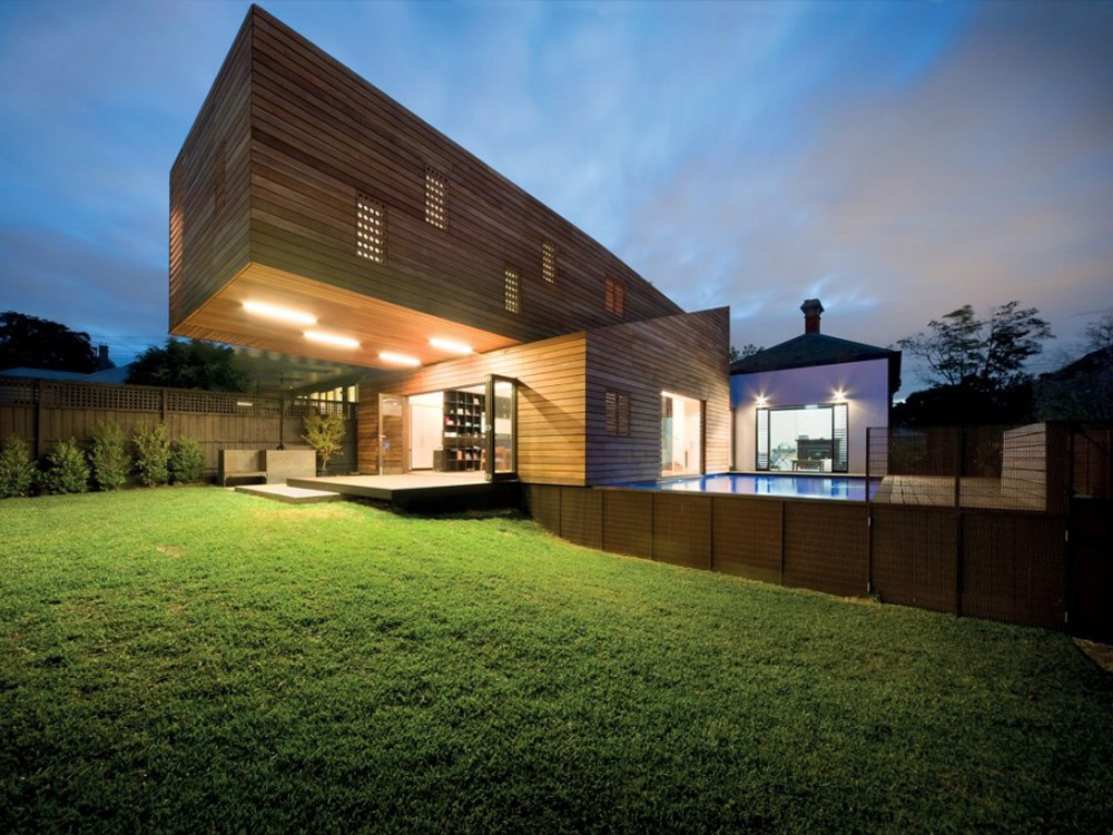 The Trojan House By Jackson Clements Burrows Architects