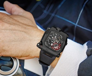 The Urwerk Time Hunter X-Ray Is Every Mans Dream