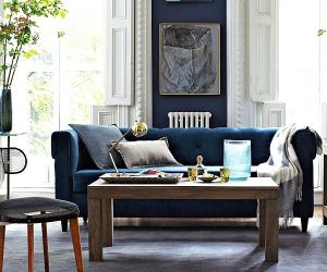 The Versatile Power of Blue Furniture