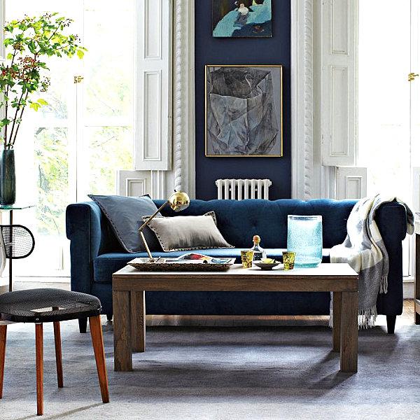The Versatile Power Of Blue Furniture