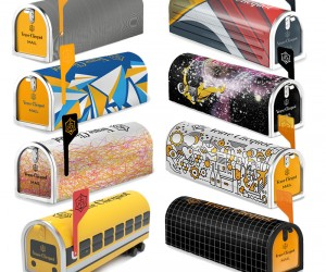 The Veuve Clicqout Re-Creation Awards- Mailbox Edition