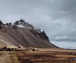 The Viking Village in Iceland by Jan Erik Waider