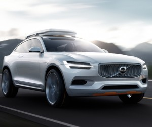 The Volvo Concept XC Coup