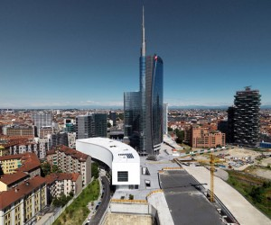 The White Wave building in Milan by Piuarch