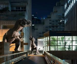 The Wildlife - Dinosaur Portraits Series by Benoit Lapray