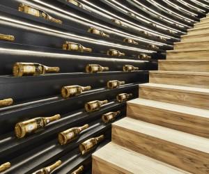 The Wine Palace Montecarlo by Humbert  Poyet